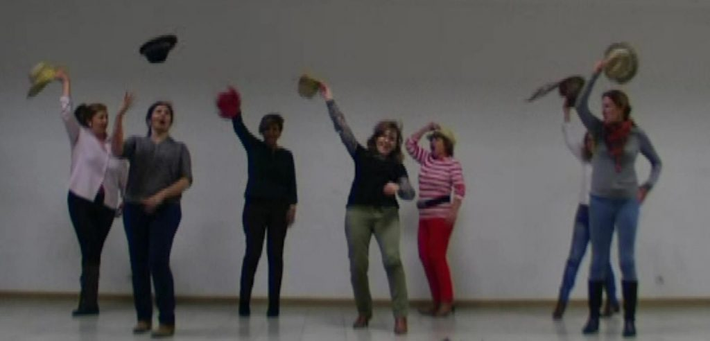 en línea x clasificado baile