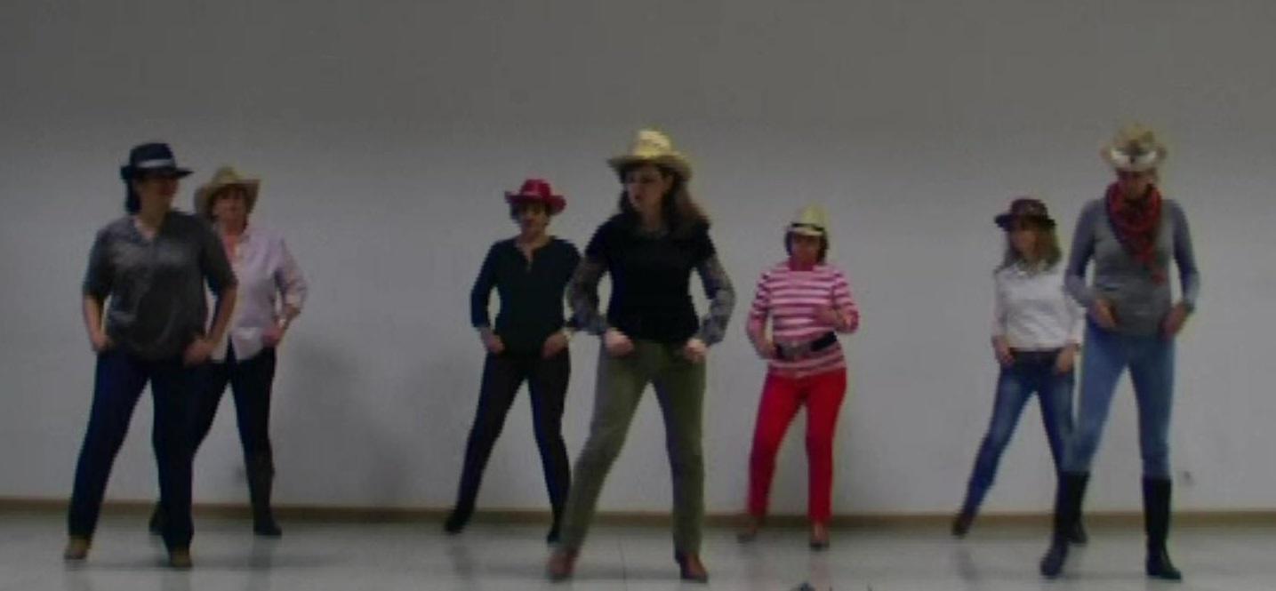 ¿Qué es el Line Dance?