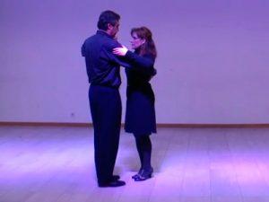 a postura de baile posture_nown_perfil