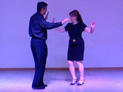 en línea dama baile en Salamanca